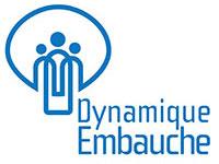 Logo Dynamique Embauche